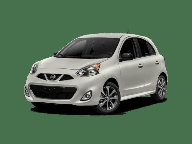 Grey 2017 Nissan Micra